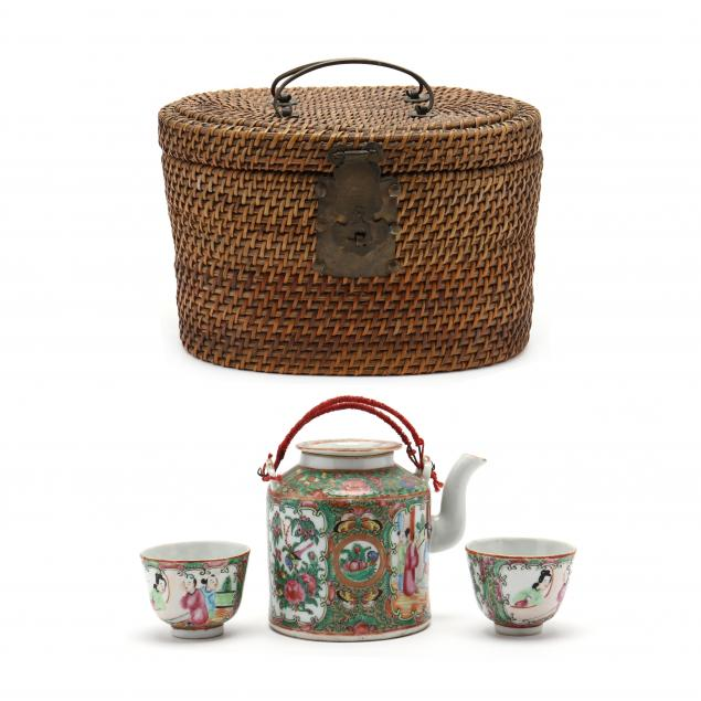 a-chinese-export-mandarin-rose-teapot-and-tea-cup-basket-set