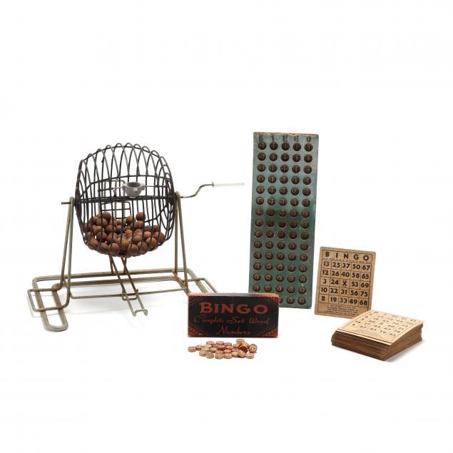 vintage-bingo-set