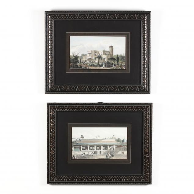 pair-of-framed-decorative-orientalist-prints