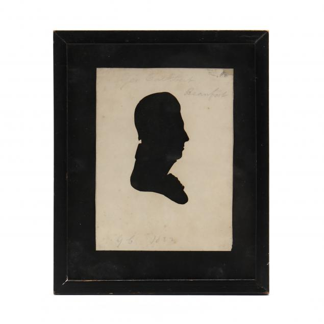 peale-s-museum-silhouette-of-george-cuthbert
