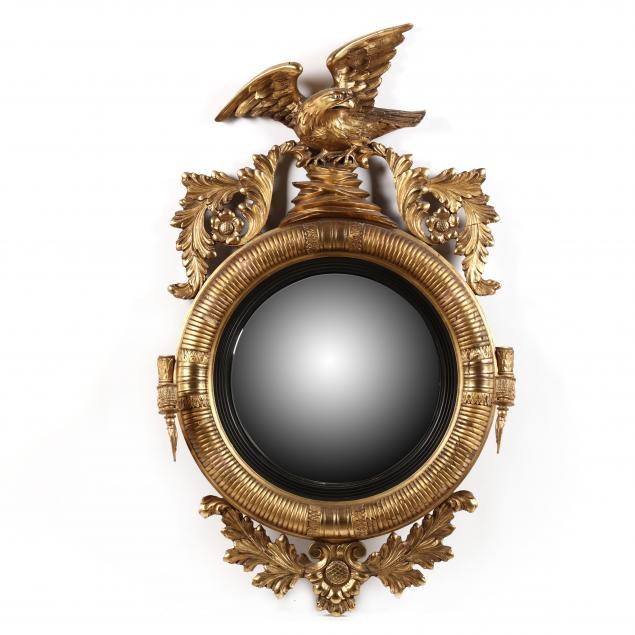 biggs-antique-federal-style-carved-and-gilt-convex-mirror