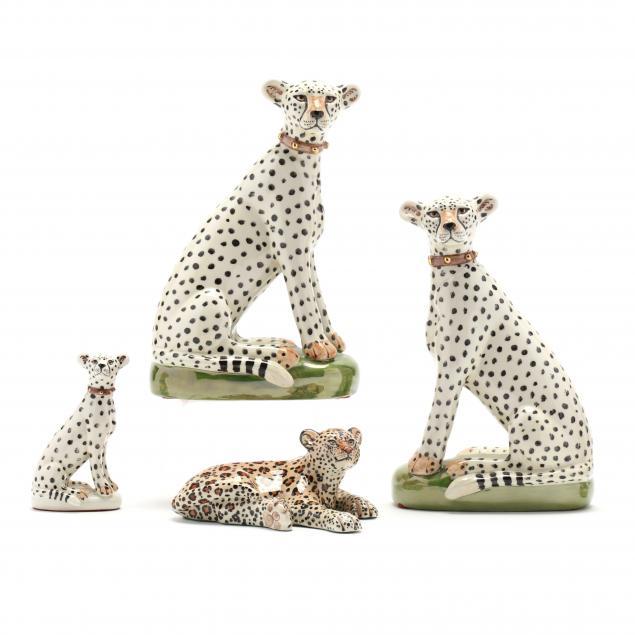 a-collection-of-porcelain-jungle-cats-miranda-smith-artist