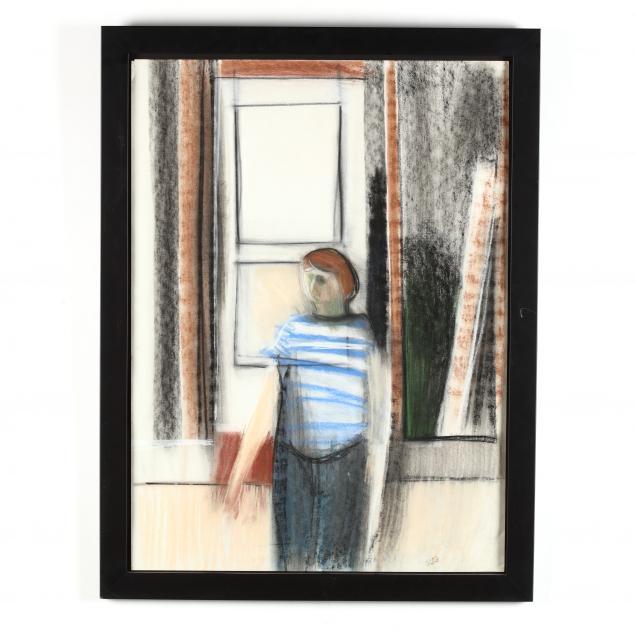 maud-gatewood-nc-1934-2013-standing-figure