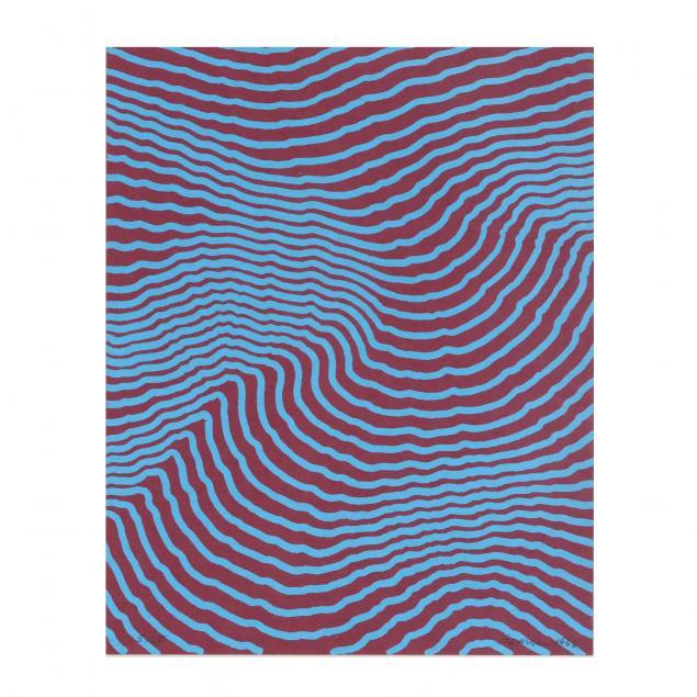 henry-charles-pearson-nc-ny-1914-2006-i-blue-on-magenta-i