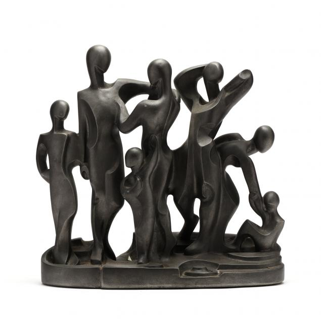 austin-productions-modernist-figural-group