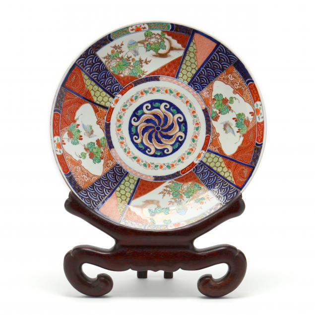 a-large-japanese-meiji-period-imari-charger