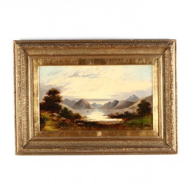 att-kate-gilbert-british-1843-1916-landscape-with-lake