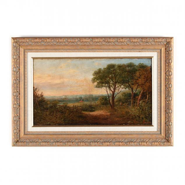 english-school-19th-century-landscape-with-figure