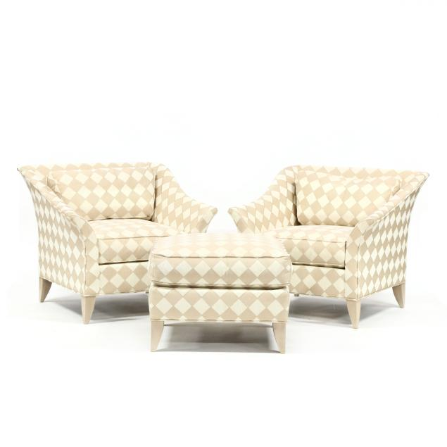 thayer-coggin-pair-of-club-chairs-and-ottoman
