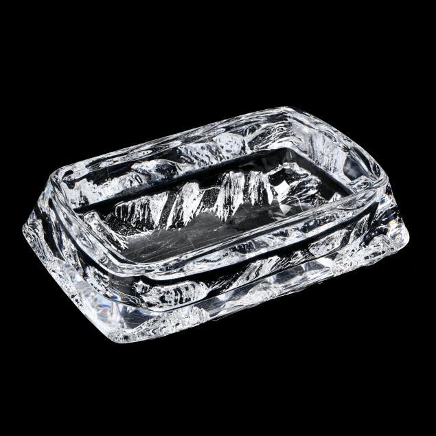 daum-modernist-crystal-center-bowl