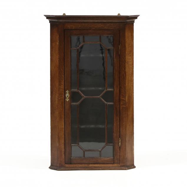 edwardian-oak-hanging-corner-cupboard