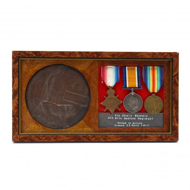 service-medals-and-memorial-plaque-for-great-war-british-soldier-kia