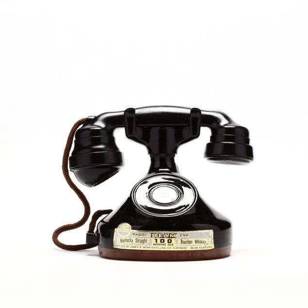 jim-beam-whiskey-in-1928-french-phone-decanter