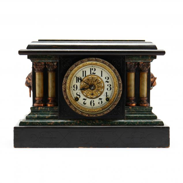 seth-thomas-renaissance-revival-mantel-clock
