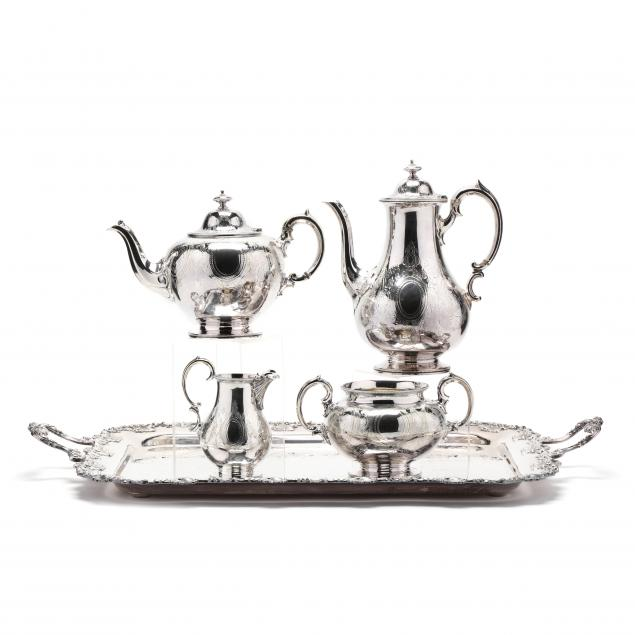 victorian-silverplate-tea-coffee-service