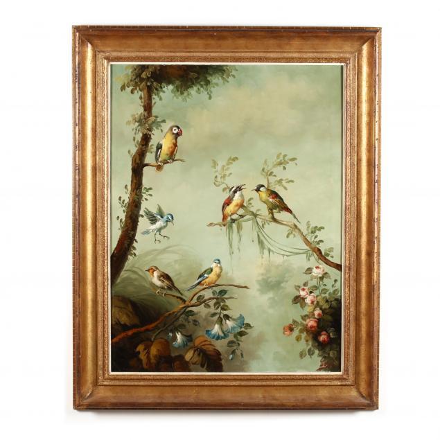 ira-monte-spanish-b-1918-birds-of-the-tropics