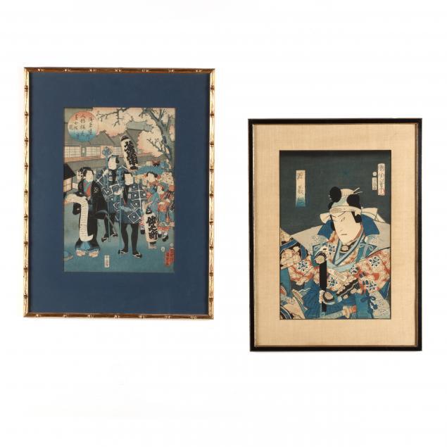 two-edo-period-woodblock-prints