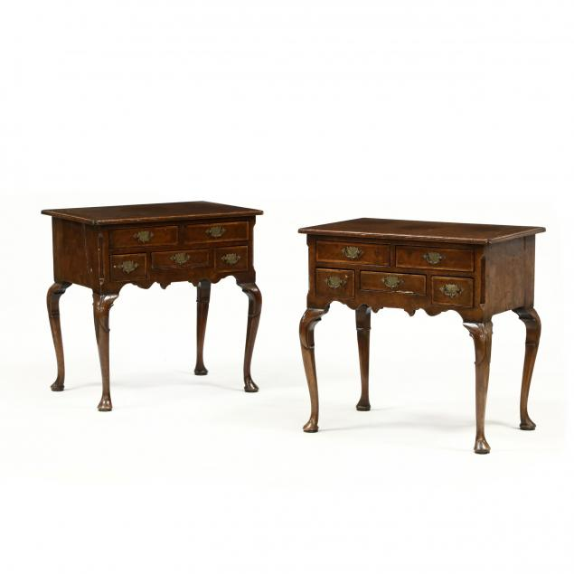 pair-of-english-queen-anne-style-burlwood-dressing-tables