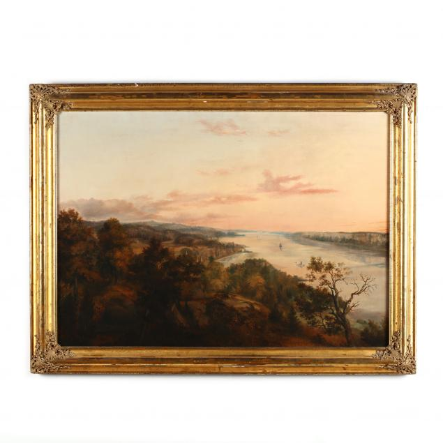 c-s-cobb-ny-19th-century-view-of-the-hudson-river