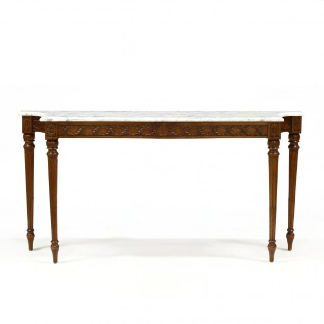 italianate-marble-top-mahogany-console-table