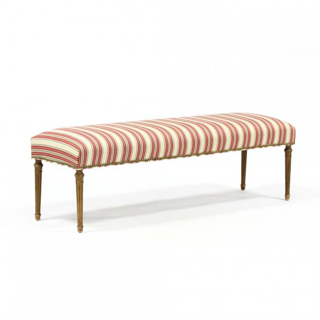 louis-xvi-style-upholstered-bench