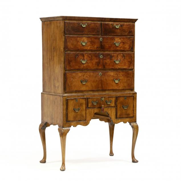 antique-english-queen-anne-style-highboy