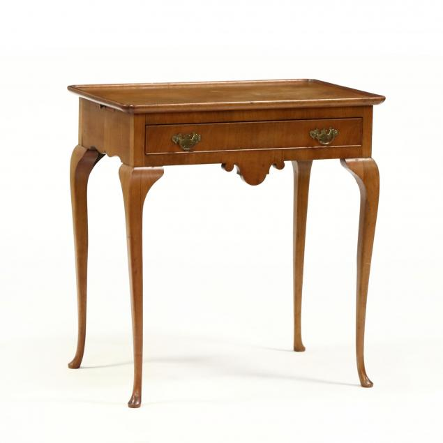bench-made-queen-anne-style-tea-table