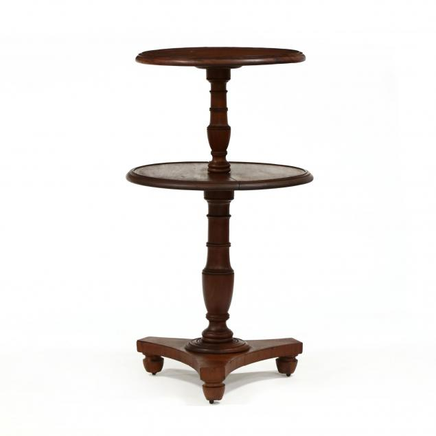antique-english-mahogany-dumb-waiter