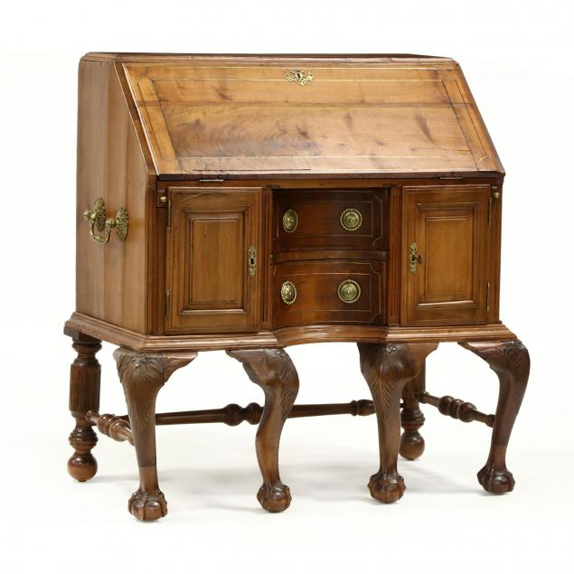 american-chippendale-mahogany-slant-front-desk