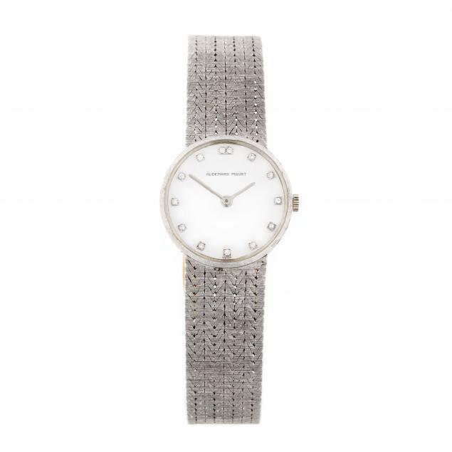 18kt-white-gold-and-diamond-watch-audemars-piguet