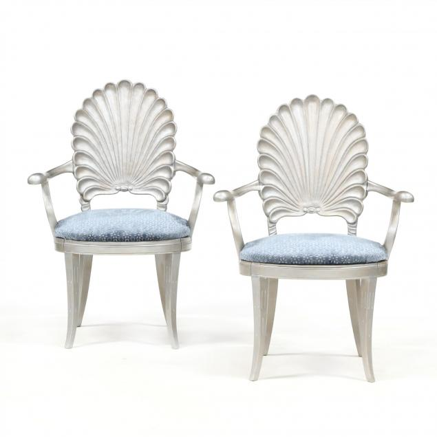 pair-of-grotto-style-armchairs