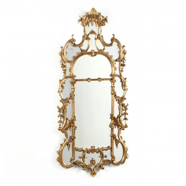 antique-italian-rococo-carved-and-gilt-mirror