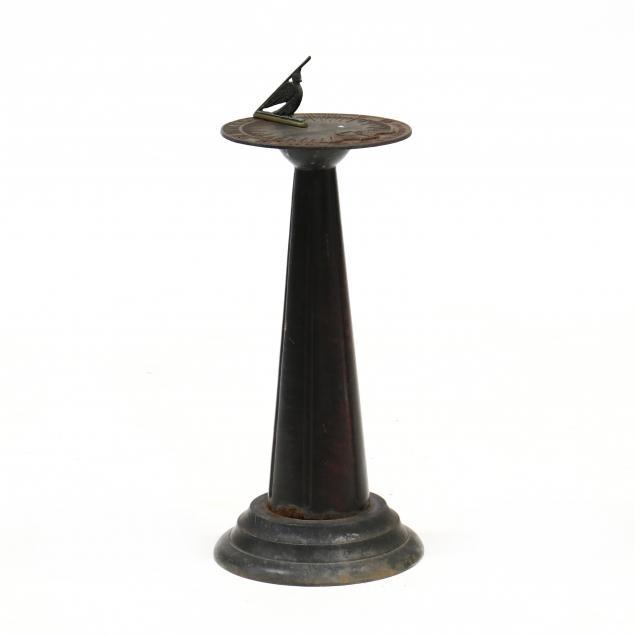 virginia-metalcrafters-iron-sundial