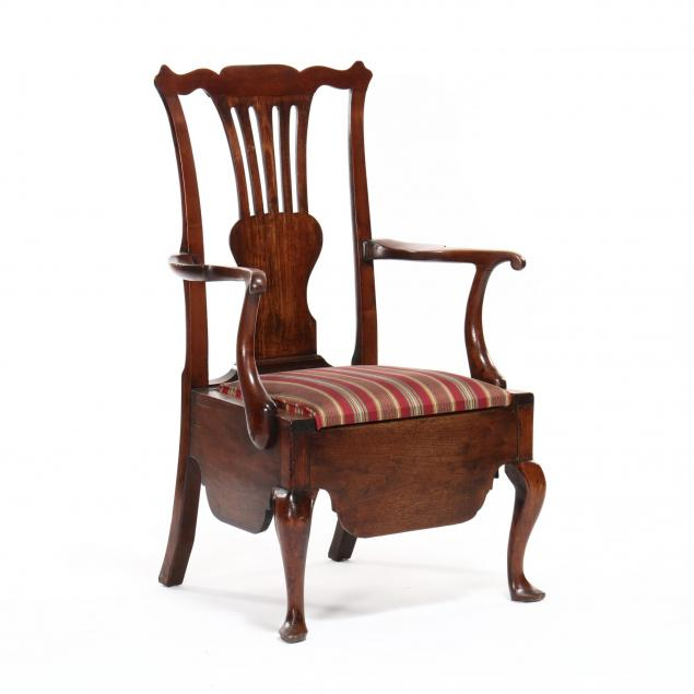 southern-queen-anne-carved-walnut-armchair