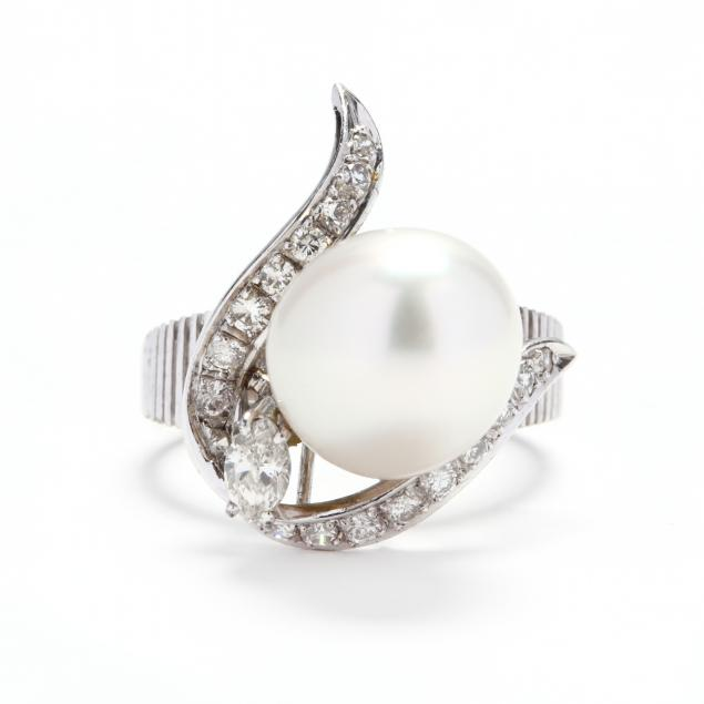 white-gold-pearl-and-diamond-ring