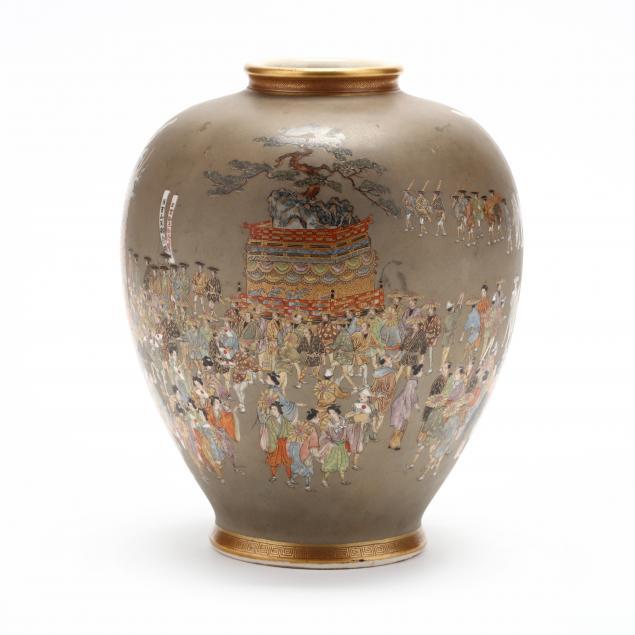 a-japanese-satsuma-vase-by-kinkozan-studio