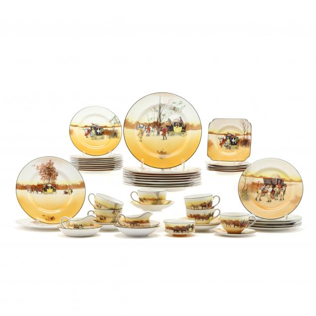 a-group-of-royal-doulton-coaching-days-tableware-50