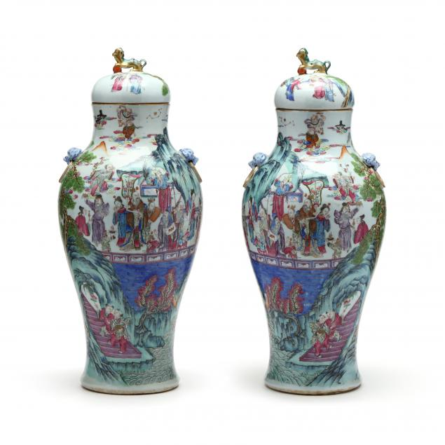 a-pair-of-impressive-chinese-porcelain-jars-with-covers