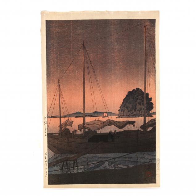 hasui-kawase-japanese-1883-1957-i-hayama-in-iyo-i