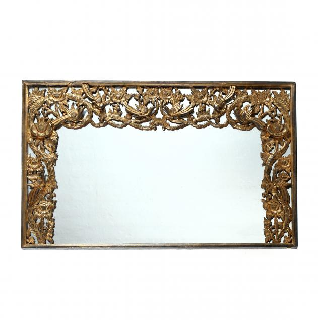 large-chinese-carved-and-gilt-mirror