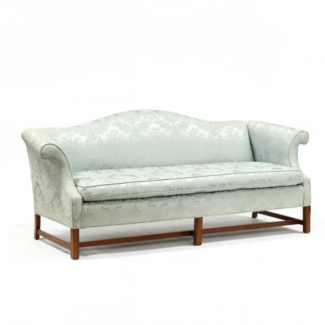 scalamandre-upholstered-chippendale-style-sofa
