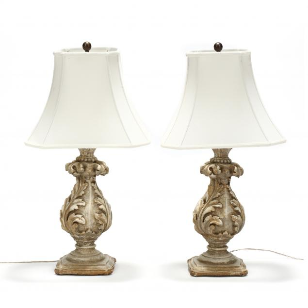 pair-of-cast-stone-architectural-style-table-lamps