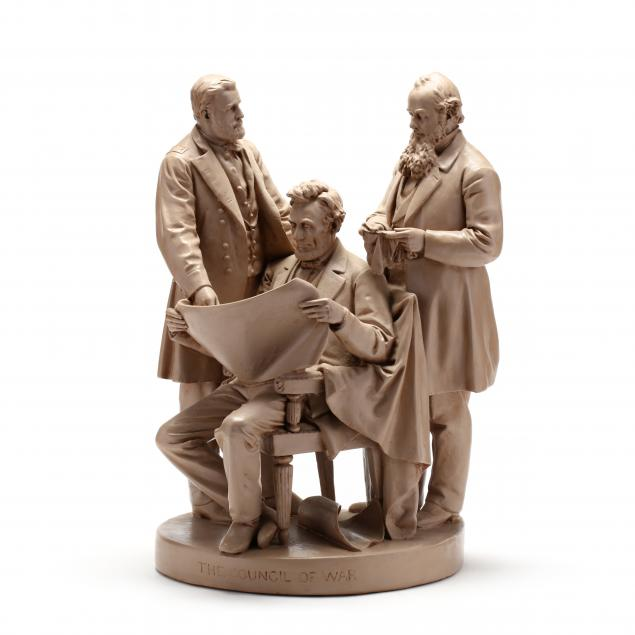 john-rogers-figural-composition-the-council-of-war