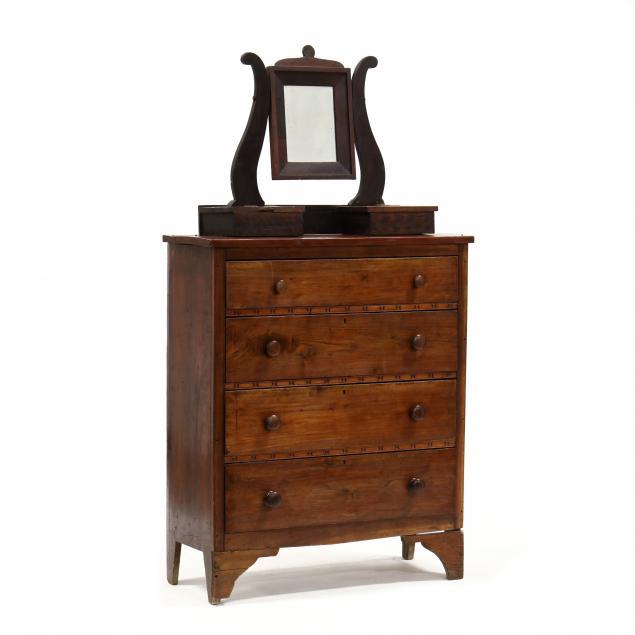 north-carolina-federal-walnut-chest-of-drawers