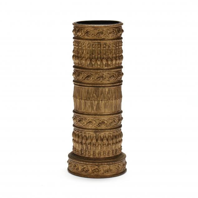 victorian-brass-repousse-umbrella-stand