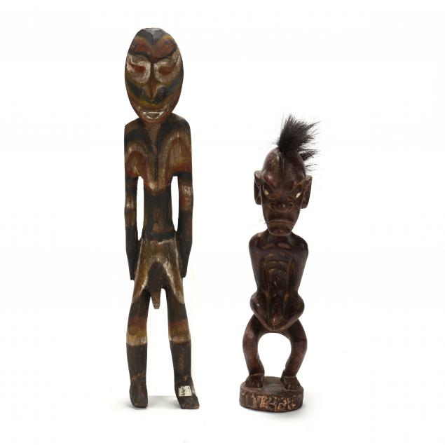 two-tribal-carved-wooden-figures-likely-new-guinea