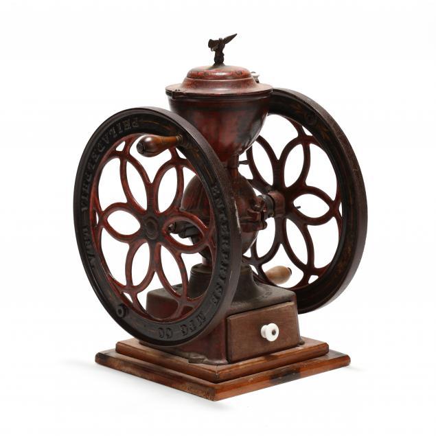 antique-enterprise-iron-coffee-grinder