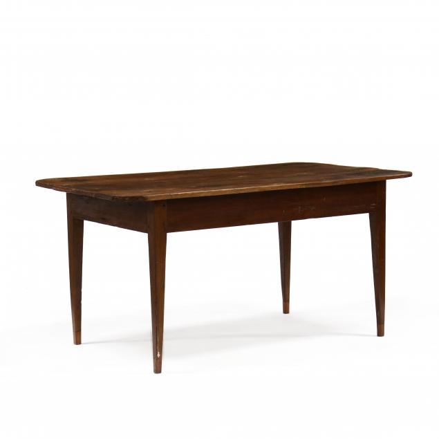 antique-southern-walnut-farm-table