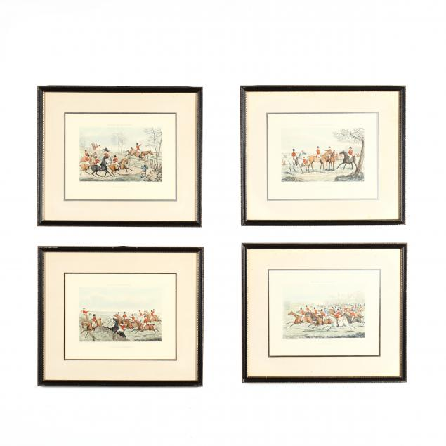 after-henry-alken-british-1785-1851-four-scenes-from-i-hunting-qualifications-i