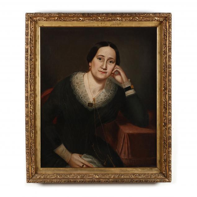 an-antebellum-american-school-portrait-of-a-woman